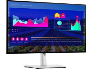 """Dell UltraSharp U2722D 27"""" QHD 2560 x 1440 (2K) IPS, HDMI DisplayPort USB-C, VESA Tilt Swivel Pivot Height Adjust LED Backlight Monitor"""