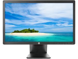 "HP EliteDisplay E221 22"" (Actual size 21.5"") Full HD 1920x1080 60Hz 5ms VGA DVI-D DisplayPort USB Hub Anti-Glare Widescreen Backlit LED LCD Monitor"
