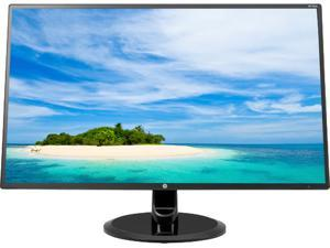 "HP 27YH 27"" Full HD 1920 x 1080 VGA HDMI DVI-D Low Blue Light HDCP Compatible Anti-Glare Backlit LED LCD Monitor"