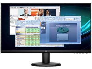 "HP V27i 27"" FHD 1920 x 1080 IPS 3-Sided Micro Edge Low Blue Light Anti-glare HDMI and VGA Ports LED Monitor"