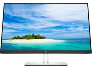 "HP E27 G4 27"" 1920 x 1080 Full HD IPS D-Sub, HDMI, DisplayPort VESA Low Blue Light Anti-Glare Height Adjustable Tilt Swivel Pivot Monitor"