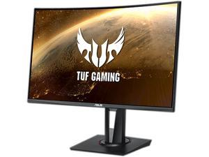"ASUS TUF Gaming VG27VQ 27"" Full HD 1920 x 1080, 165Hz, Extreme Low Motion Blur, Adaptive-sync, FreeSync, 1ms(MPRT) Curved Gaming Monitor"