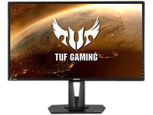"ASUS TUF Gaming VG27BQ HDR Gaming Monitor 27"" WQHD (2560x1440), 0.4ms, 165Hz, Extreme Low Motion Blur Sync, G-SYNC Compatible, Adaptive-Sync, HDR10"