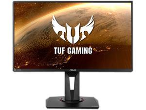 """ASUS TUF GAMING VG259Q 25"""" (Actual size 24.5"""") Full HD 1920 x 1080 1ms (MPRT) 144Hz HDMI DisplayPort Built-in Speakers Extreme Low Motion Blur Adaptive-sync IPS Gaming Monitor"""