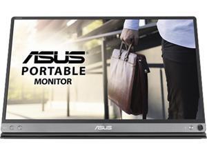 "ASUS ZenScreen MB16ACM 15.6"" Full HD 1920 x 1080 USB Type-C Portable USB Monitor, Hybrid Signal Solution, USB Type-C, Flicker Free, Blue Light Filter, Anti-glare Surface"