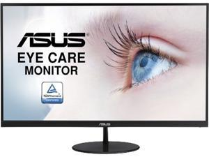 "ASUS VL279HE Eye Care Monitor - 27"" IPS, 75Hz, Adaptive-Sync/FreeSync, Frameless, Slim, Wall Mountable, Flicker Free, Blue Light Filter"