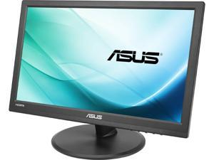 "ASUS VT168H Black 15.6"" Capacitive 10-point Multi-touch Touchscreen Monitor"