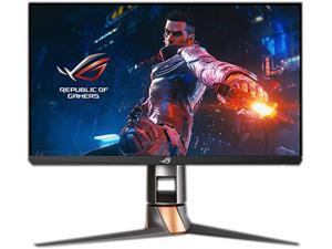 "ASUS ROG Swift PG259QN eSports G-SYNC Gaming Monitor 24.5"" FHD (1920 x 1080), 360 Hz, Fast IPS, 1 ms (GTG), HDR, NVIDIA ULMB"