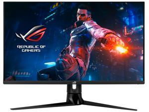 """ASUS ROG Swift 32"""" 1440P Gaming Monitor (PG329Q) - QHD(2560 x 1440), Fast IPS, 175Hz (Supports 144Hz), 1ms, G-SYNC Compatible, Extreme Low Motion Blur Sync, HDMI, DisplayPort, USB, DisplayHDR 600"""