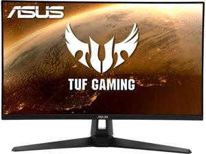 "ASUS TUF Gaming VG279Q1A 27"" Gaming Monitor, 1080P Full HD, 165Hz (Supports 144Hz), IPS, 1ms, Adaptive-sync/FreeSync Premium, Extreme Low Motion Blur, Eye Care, HDMI DisplayPort"
