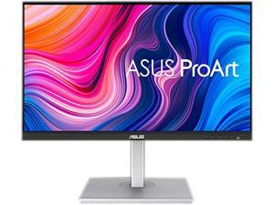 "ASUS ProArt Display 27"" Monitor PA278CV - WQHD (2560 x 1440), IPS, 100% sRGB, 100% Rec. 709, Delta E < 2, Calman Verified, USB Hub, USB-C, DisplayPort Daisy-chaining, HDMI, Eye Care, Height Adjustable"