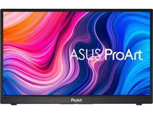 "ASUS ProArt 14"" PA148CTV 1080P Portable Touchscreen Monitor Full HD, IPS, 100% sRGB/Rec 709, Color Accuracy< 2, Calman Verified, USB-C Power Delivery, Micro HDMI, Tripod Socket"