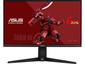 "ASUS TUF Gaming 27"" VG27AQGL1A 2K HDR ZAKU II EDITION, WQHD 2560 x 1440 170Hz (Overclocking), 1ms, IPS, G-SYNC Compatible, Extreme Low Motion Blur Sync, 130% sRGB, Eye Care, DisplayPort, HDMI, USB 3.0"