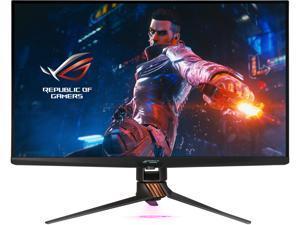 "ASUS ROG Swift PG32UQX 32"" 4K HDR 144Hz UHD 3840 x 2160, Mini-LED IPS, G-SYNC Ultimate, Local dimming, Quantum Dot, DisplayHDR 1400, Eye Care, DisplayPort, HDMI DSC Gaming Monitor"