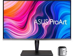 "ASUS ProArt PA32UCG-K 32"" 4K HDR UHD 3840 x 2160 Mini-LED IPS, Dolby Vision, 1600nits, 120Hz, 10-bit, 98% DCI-P3, Calman Ready, Thunderbolt 3, HDMI2.1, w/ Calibrator Professional Monitor"