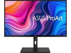 "ASUS ProArt Display 32"" 4K PA329CV UHD 3840 x 2160, IPS, 100% sRGB/Rec.709, delta E < 2, Calman Verified, USB-C Power Delivery, DisplayPort, HDMI, USB 3.1 Hub, C-clamp, Height Adjustable HDR Monitor"