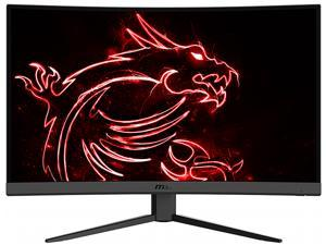 "MSI Optix G32C4 32"" (31.5"" Viewable) 1920 x 1080 1ms (MPRT) 165 Hz HDMI, DisplayPort AMD FreeSync Curved Gaming Monitor"