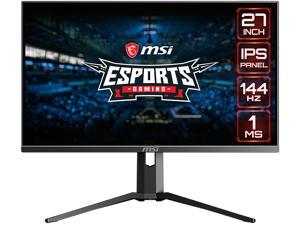 "MSI Optix MAG273R 27"" Full HD 1920 x 1080 1ms 144 Hz HDMI, DisplayPort, USB FreeSync (AMD Adaptive Sync) Height Adjustable IPS Gaming Monitor"
