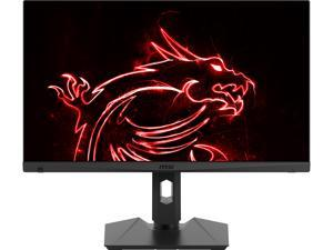 "MSI Optix MAG274QRF-QD 27"" WQHD 2560 x 1440 (2K) 1ms (GTG) 165 Hz 2 x HDMI, DisplayPort, USB-C NVIDIA G-Sync Compatible Gaming Monitor with Quantum Dot Technology"