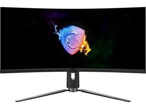 "MSI MPG ARTYMIS 343CQR 34"" UWQHD 3440 x 1440 (2K) 1ms (MPRT) 165Hz 2 x HDMI, DisplayPort, USB AMD FreeSync 1000R Curved Gaming Monitor"