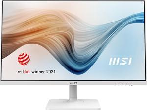 """MSI Modern MD271QPW 27"""" WQHD 2560 x 1440 (2K) 75 Hz HDMI, DisplayPort, USB-C Built-in Speakers IPS Monitor"""