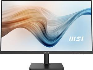 """MSI Modern MD271QP 27"""" WQHD 2560 x 1440 (2K) 75 Hz HDMI, DisplayPort, USB-C Built-in Speakers IPS Monitor"""