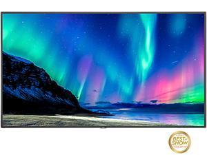 "NEC C751Q 75"" Ultra High Definition Commercial Display"
