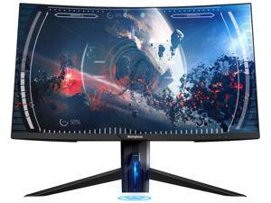 "Westinghouse WC32PX9019 32"" Full HD 1920 x 1080 144Hz 2xHDMI DisplayPort USB 3.0 Hub AMD FreeSync Technology Flicker-Free Low Blue Light Filter Widescreen Backlit LED Curved Gaming Monitor"