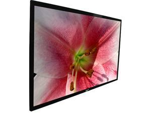 """Elite Screens SableFrame ER120WH2 Fixed Frame Projection Screen - 120"""" - 16:9 - Wall Mount"""