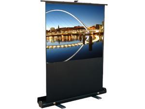 "MUSTANG 60"" NTSC/Video(4:3) Portable Matte White 60"" 4:3 Portable Free Standing Projector Screen SC-P60D43"