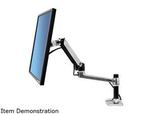 Ergotron 45-241-026 LX Desk Monitor Arm and Mount