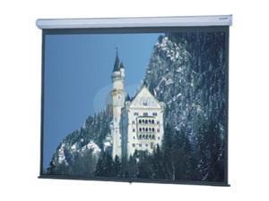 """DA-LITE 83401 Model-C Pull Down Manual Screen 92"""" HDTV Fomat (16:9 Aspect) Matte White"""