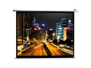 "Elitescreens 128"" Motorized Projection Screen ELECTRIC128X"