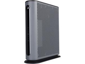 Motorola MG7550 16x4 686 Mbps DOCSIS 3.0 Cable Modem + AC1900 Wireless Dual-Band Gigabit Router with Power Boost Certified by Comcast XFINITY, Time Warner Cable, and More