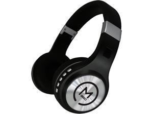 Morpheus 360 HP5500B Wireless Stereo Bluetooth Headphones (Black)