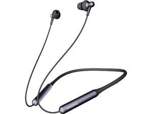 1MORE Stylish Dual-dynamic Driver BT In-Ear Headphones Wireless Bluetooth Earphones with 4 Stylish Colors, High Fidelity Wireless Sound, Long Battery Life, Comfortable Wearing and Mic - Black