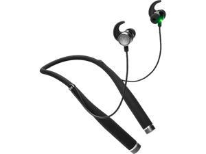 LifeBEAM Vi Sense Wireless Headphones with on-Demand AI Personal Trainer with Built-in Fitness Tracker and Heart Rate Monitor