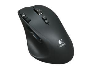 fb276deee94 Logitech G700 Black 13 Buttons Tilt Wheel USB RF Wireless Laser Gaming Mouse