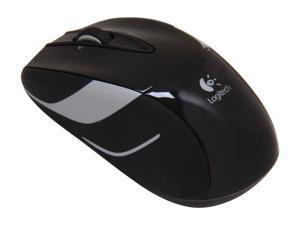 Logitech Wireless Mouse M525 - Black/Grey