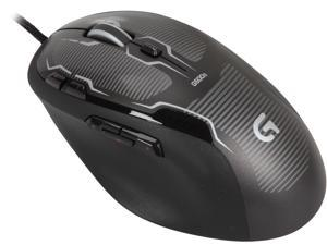Logitech Recertified 910-003602 G500S 10-Button 1-wheel USB Wired Laser 8200 dpi Gaming Mouse