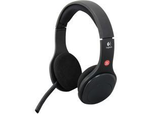 Logitech Recertified 981-000337 H800 USB Connector Supra-aural Wireless Headse