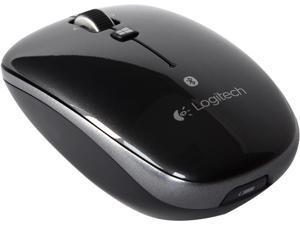 Logitech M557 910-003971 Black 6 Buttons Tilt Wheel Bluetooth Bluetooth Wireless Optical Mouse