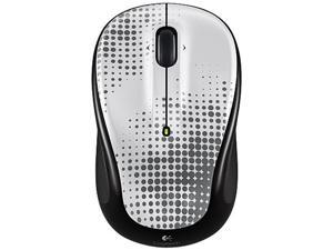Logitech M325 Wireless Optical Mouse - Perfectly Pewter