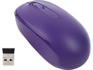 Microsoft Wireless Mobile Mouse 1850, Purple (U7Z-00041)