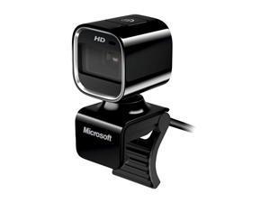 Microsoft  LifeCam HD-6000 - Retail