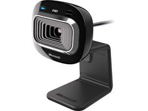 Microsoft T3H-00016 LifeCam HD-3000 USB 2.0 WebCam