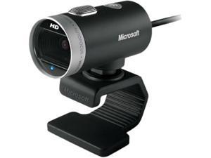 Microsoft 6CH-00002 USB 2.0 LifeCam Cinema for Business WebCam