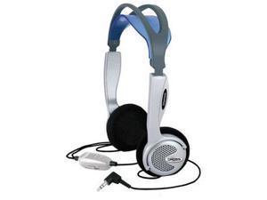 KOSS Black/Silver KTXPRO1 3.5mm/ 6.3mm Connector Supra-aural On-Ear Headphone