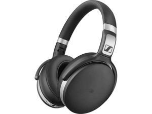 Sennheiser HD 450BT Wireless Over Ear Noise Cancelling Headphones with Bluetooth 5.0 - Black