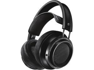 Philips Performance SHP9500 Over-Ear Open-Air Headphones- EXCLUSIVE - Black  - Newegg com